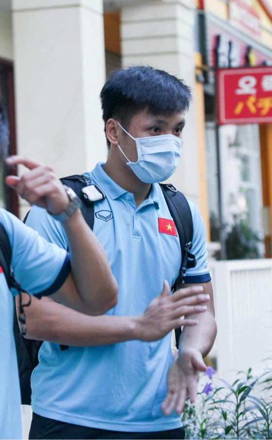 Đội tuyển futsal Việt Nam hoàn tất 21 ngày cách ly ảnh 1