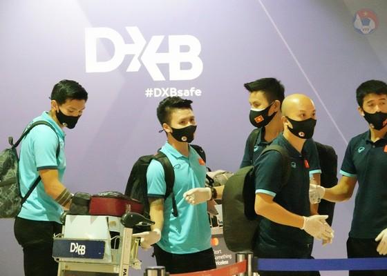 Đội tuyển Việt Nam chưa thể rời khách sạn về nhà ảnh 1