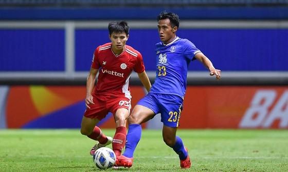Viettel không thể gây bất ngờ trước các nhà vô địch Thai-League ảnh 1