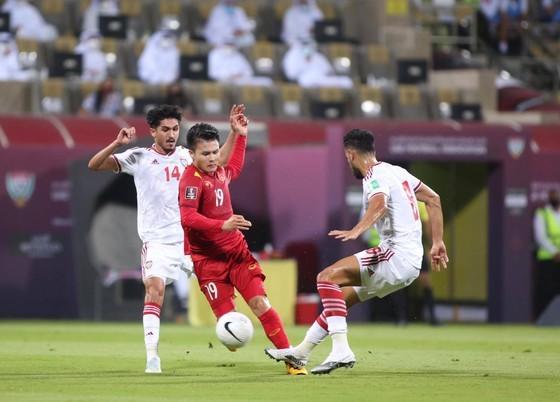Đội tuyển Việt Nam giành vé tham dự vòng loại thứ 3 World Cup 2022. Ảnh: Anh Khoa