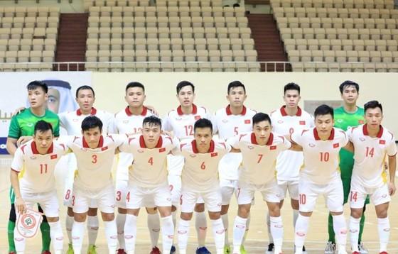 Đội tuyển Futsal Việt Nam tập trung với 22 cầu thủ ảnh 1