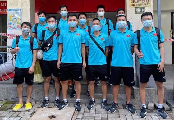Đội tuyển futsal hội quân chuẩn bị tham dự World Cup 2021