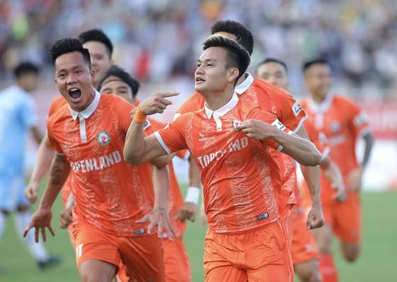 Topenland Bình Định là 1 trong 2 đội đồng ý phương án lùi giải sang đầu năm 2022