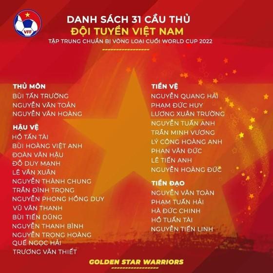 Công Phượng vắng mặt ở danh sách tập trung đội tuyển quốc gia ảnh 2