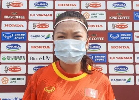 Vòng loại Asian Cup nữ 2022: Huỳnh Như thận trọng khi đánh giá về các đối thủ  ảnh 1