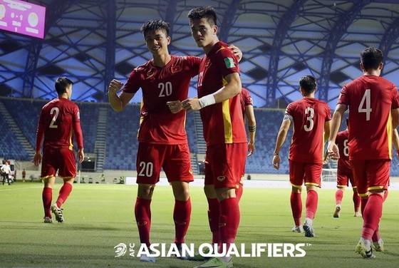 Đội tuyển Việt Nam đã tạo dấu ấn qua hai trận vừa qua