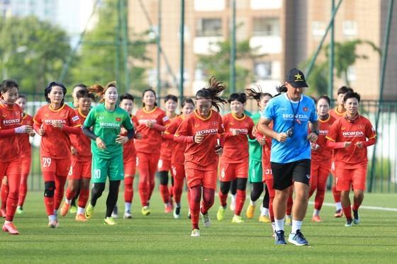 Tối 16-9 đội tuyển Việt Nam sẽ lên đường dự vòng loại Asian Cup nữ 2022 ảnh 1