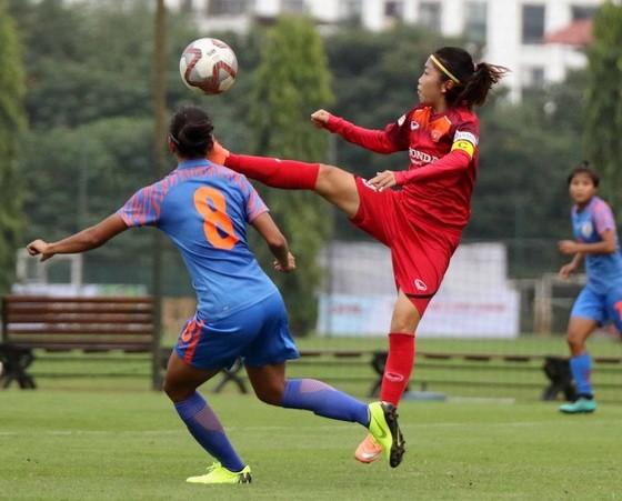 Huỳnh Như và các đồng đội hướng đến mục tiêu vào VCK Asian Cup nữ 2022