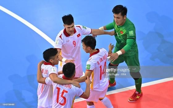 Các cầu thủ Việt Nam đã có được sự tư tin ở các trận vừa qua. Ảnh: Getty