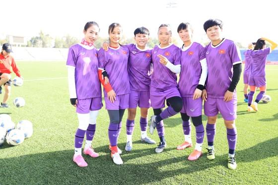 Đội tuyển nữ Việt Nam và mục tiêu thắng đậm Maldives ảnh 1