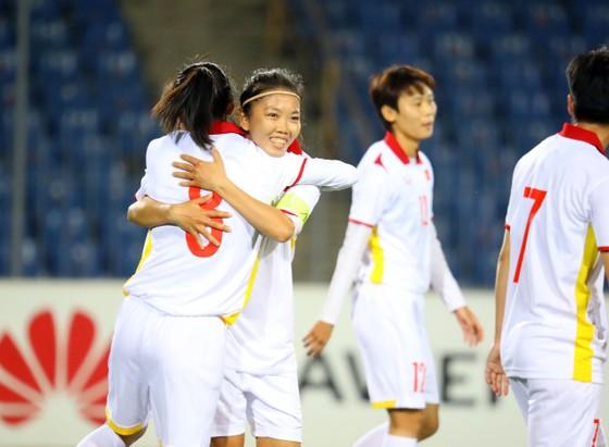 Đội nữ Việt Nam khởi đầu ấn tượng trước Maldives