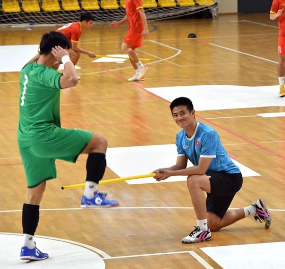 Futsal Việt Nam đặt mục tiêu vào VCK World Cup 2024 ảnh 2
