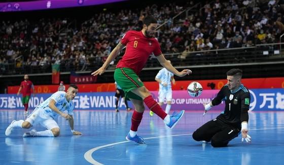 Bồ Đào Nha trở thành tân vô địch sau khi giành chiến thắng trước Argentina. Ảnh: FIFA