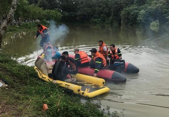 Phát hiện thi thể hai học sinh dưới hồ nước ảnh 2