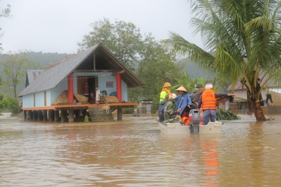 Đắk Lắk bị thiệt hại nặng do hoàn lưu bão số 6 ảnh 2
