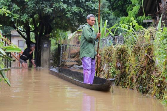 Đắk Lắk: Mưa lớn, hàng trăm nhà dân, hoa màu bị nhấn chìm ảnh 14