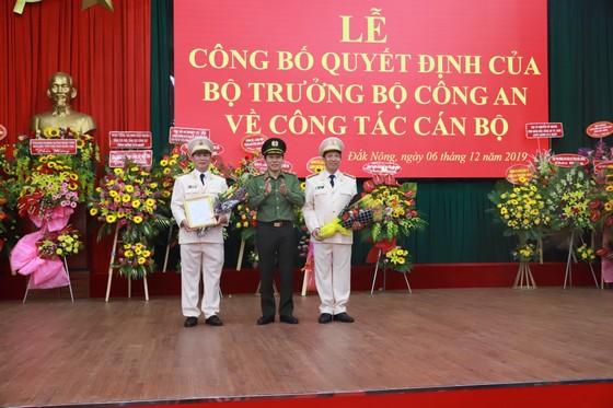 Công an tỉnh Đắk Lắk, Đắk Nông có Giám đốc mới ảnh 1
