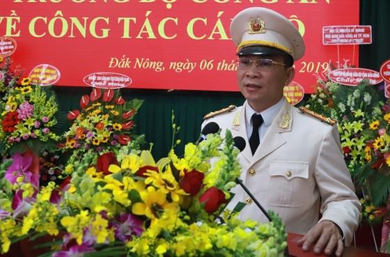 Công an tỉnh Đắk Lắk, Đắk Nông có Giám đốc mới ảnh 2