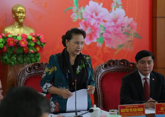 Chủ tịch Quốc hội Nguyễn Thị Kim Ngân:  Không để đồng bào vùng sâu, vùng xa không có tết ảnh 2
