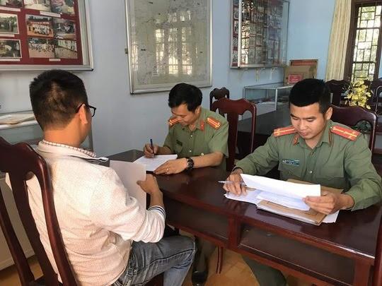 Đắk Nông xử phạt 2 người tung tin giả về dịch bệnh Corona ảnh 1