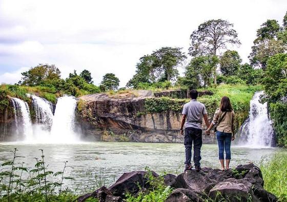 Đã tìm thấy thi thể du khách nước ngoài dưới thác Đray Sáp ảnh 1