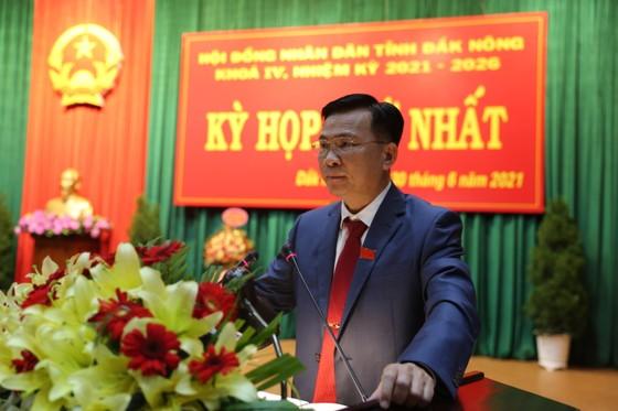 Đồng chí Hồ Văn Mười giữ chức Chủ tịch UBND tỉnh Đắk Nông ảnh 1