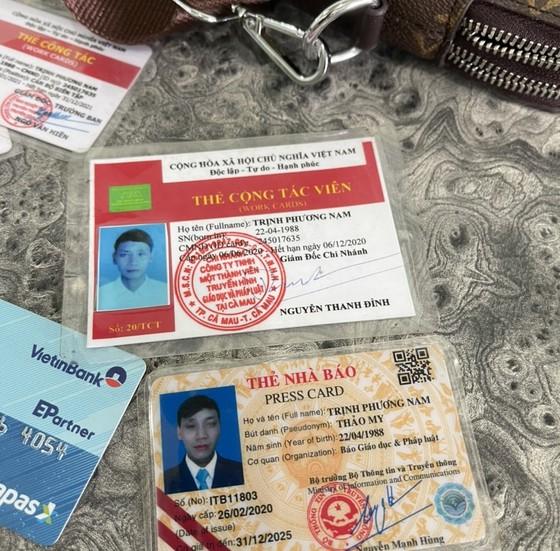 Đắk Nông: Bắt đối tượng tự xưng nhà báo tống tiền doanh nghiệp ảnh 2