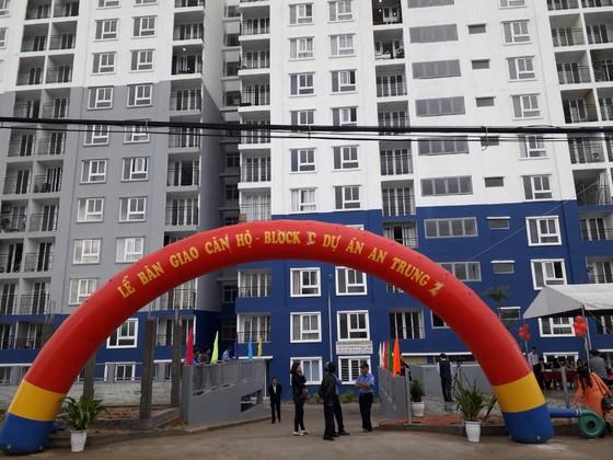 Đà Nẵng: Bàn giao căn hộ chung cư cho người thu nhập thấp  ảnh 1