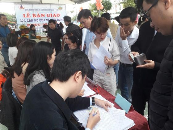 Đà Nẵng: Bàn giao căn hộ chung cư cho người thu nhập thấp  ảnh 3