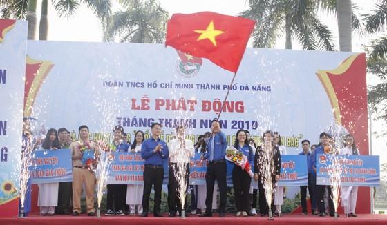 Đà Nẵng: Phát động Tháng Thanh niên năm 2019  ảnh 1