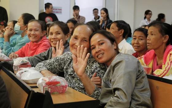"""Đà Nẵng: Ấm áp chương trình """"Điều ước của mẹ"""" cho các nữ bệnh nhân ảnh 1"""