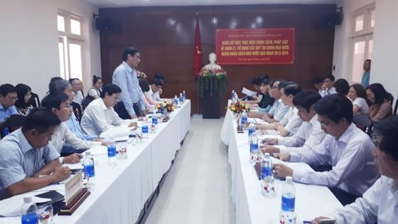 Giám sát thực hiện quản lý, sử dụng các quỹ tài chính nhà nước ngoài ngân sách của Đà Nẵng ảnh 1