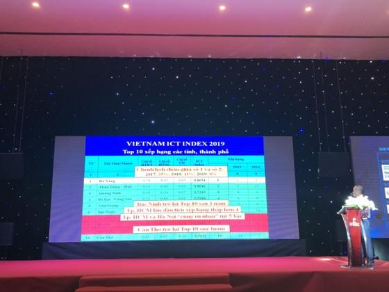 Đà Nẵng dẫn đầu bảng xếp hạng Việt Nam ICT Index 11 năm liên tiếp ảnh 2