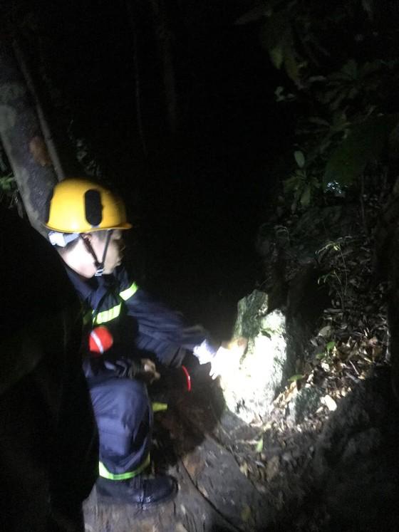 Một thanh niên tử vong khi tham gia ứng cứu 4 du khách bị nạn trên bán đảo Sơn Trà ảnh 2