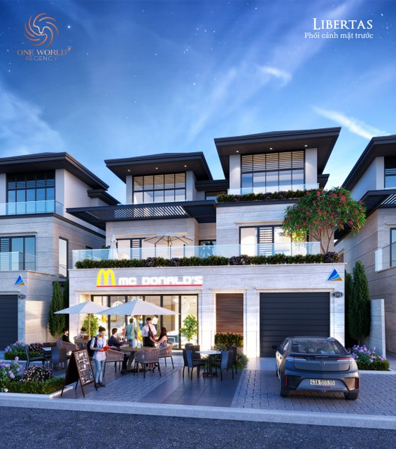 Home Resort – xu thế mới của giới nhà giàu ảnh 3