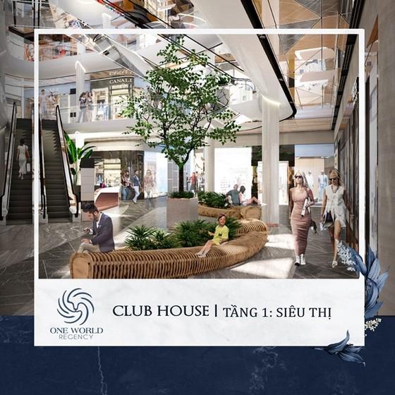 Đất Xanh Miền Trung xây dựng Clubhouse có diện tích khủng 2.300m² tại One World Regency ảnh 2