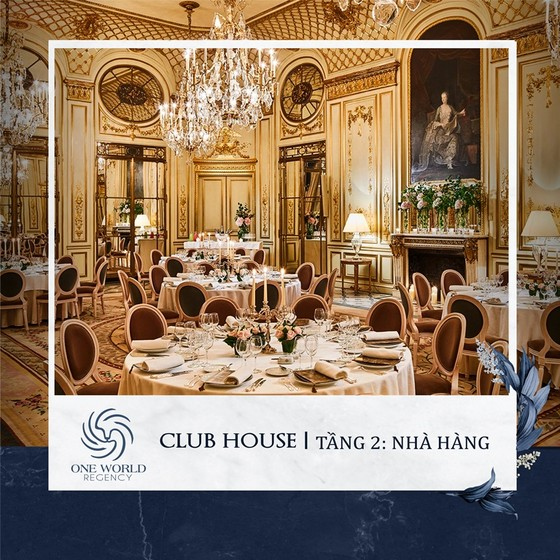 Đất Xanh Miền Trung xây dựng Clubhouse có diện tích khủng 2.300m² tại One World Regency ảnh 3