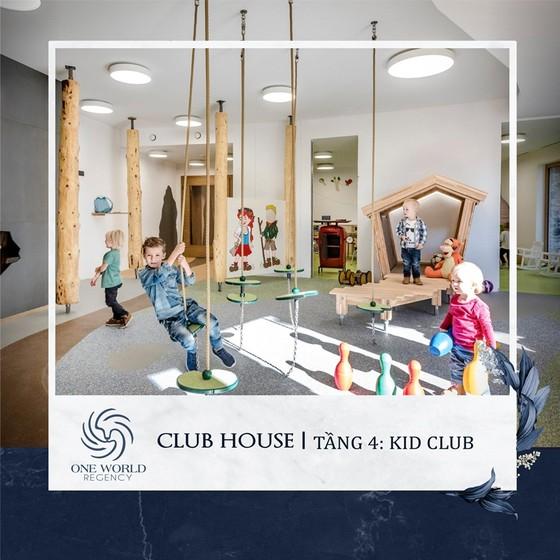Đất Xanh Miền Trung xây dựng Clubhouse có diện tích khủng 2.300m² tại One World Regency ảnh 5
