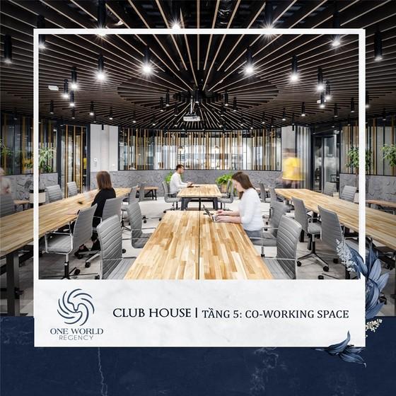 Đất Xanh Miền Trung xây dựng Clubhouse có diện tích khủng 2.300m² tại One World Regency ảnh 6