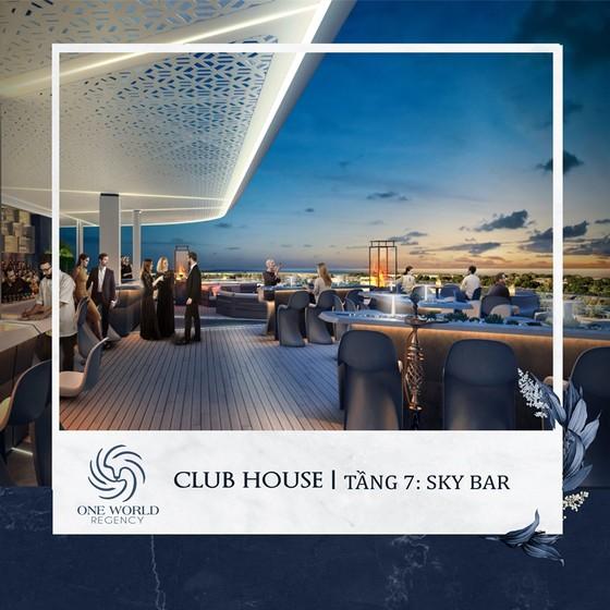 Đất Xanh Miền Trung xây dựng Clubhouse có diện tích khủng 2.300m² tại One World Regency ảnh 8