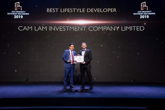 Dự án Cam Ranh Bay Hotels & Resorts giành nhiều giải thưởng quốc tế của tạp chí Dot Property  ảnh 1