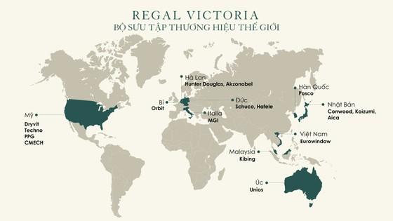Regal Victoria – Bộ sưu tập các thương hiệu danh tiếng thế giới ảnh 1