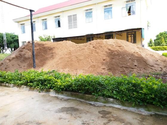 Khai thác cát lậu, bị xử phạt 25 triệu đồng ảnh 1