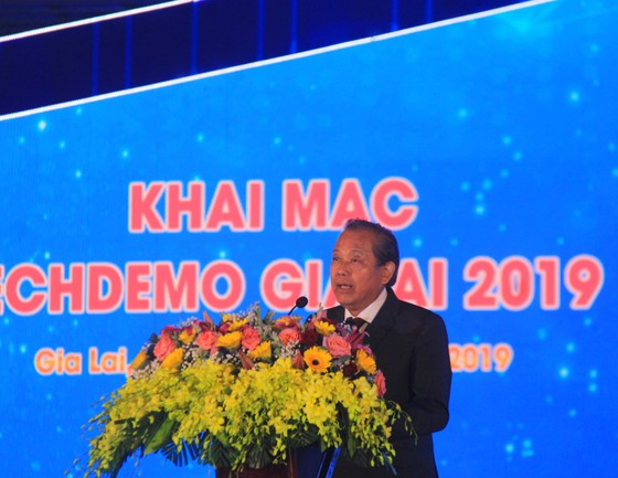 Phó Thủ tướng Thường trực Trương Hòa Bình: Khoa học-công nghệ là động lực then chốt phát triển KT-XH ảnh 2