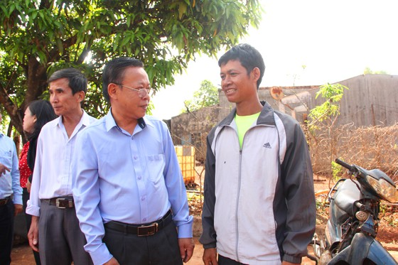 TPHCM hỗ trợ tỉnh Gia Lai 500 triệu đồng để khắc phục hạn hán ảnh 4