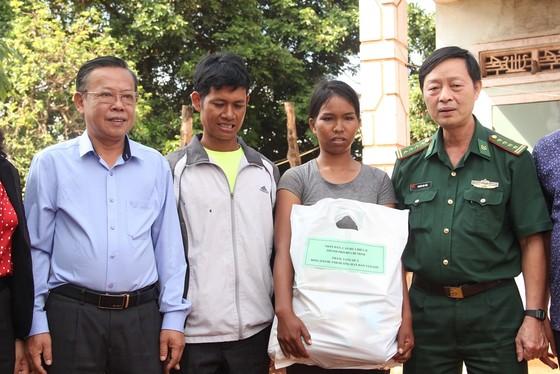 TPHCM hỗ trợ tỉnh Gia Lai 500 triệu đồng để khắc phục hạn hán ảnh 6