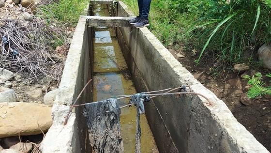 Thủy lợi hơn trăm tỷ tan nát: Cần thêm 60 tỷ đồng để đưa nước vào ruộng   ảnh 4
