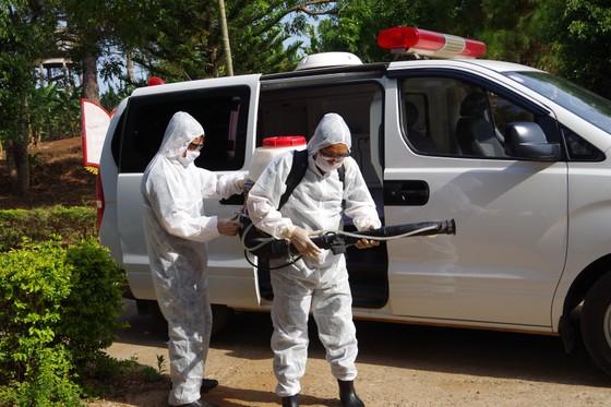 Gia Lai ghi nhận 2 trường hợp dương tính lần 1 với SARS-CoV-2