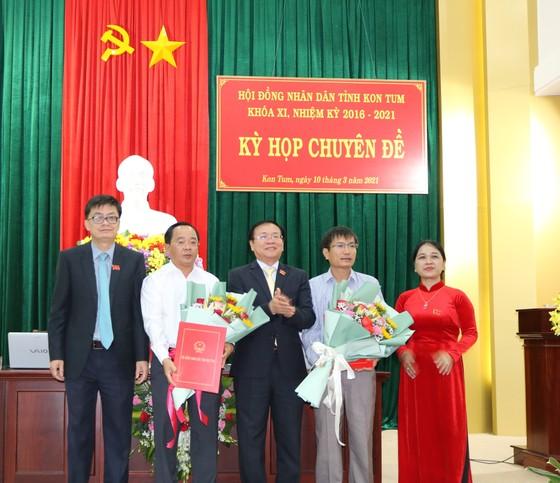 Ông Nguyễn Ngọc Sâm được bầu giữ chức Phó Chủ tịch UBND tỉnh Kon Tum ảnh 1