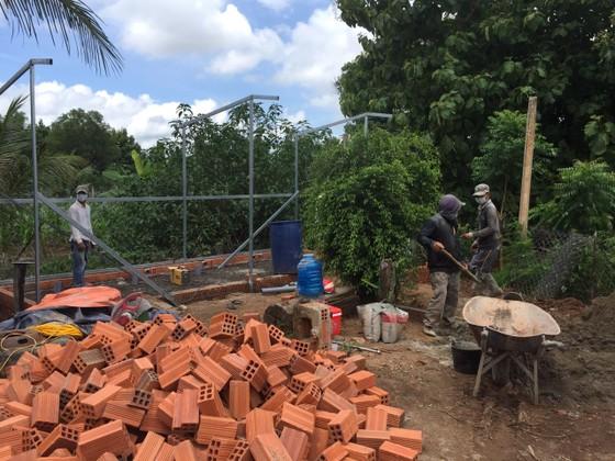 Gia Lai: Dựng lều cho người dân trú tạm trên đường về tránh dịch ảnh 2